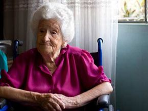 Physical disability fosters depression in the elderly.
