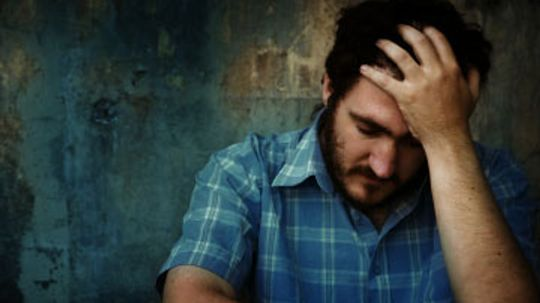 What happens when depression is turned inward?