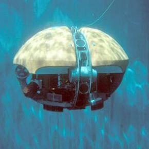 The DEPTHX autonomous underwater vehicle