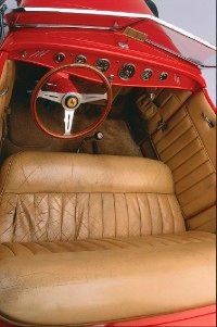 Connolly interior leather is featured.