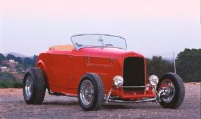 The sleek Deucari was voted America's Most Beautiful Roadster in 1979. See more hot rod pictures.