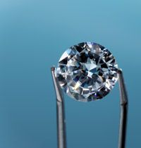 Diamonds are small, lightweight and valuable -- making them the perfect target for many thieves. See more diamond pictures.