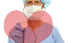 The workings of your heart aren't quite so transparent. See more heart pictures.
