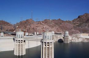 Image used under the GNU Free Documentation License Contrary to what some action movies or espionage novels might depict, it's impossible for hackers to wreak havoc on a major installation like the Hoover Dam.