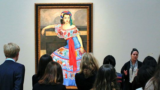 In Mexico, Artists Can Pay Their Federal Taxes With Artwork