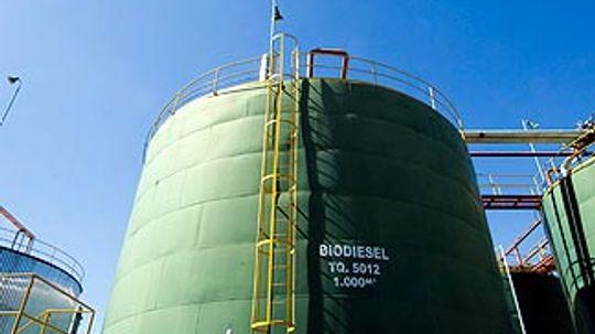 Diesel Fuel Storage Regulations