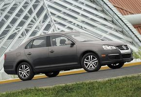 The Volkswagen Jetta TDI is significantly more expensive than the gasoline-powered Jetta.