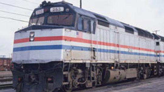 How Diesel Locomotives Work