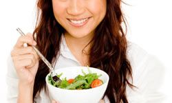 For a healthier diet, consume a variety of healthy foods.