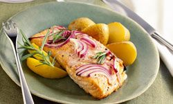 Fish isn't just filled with toxins. It's also a good source of omega-3s.