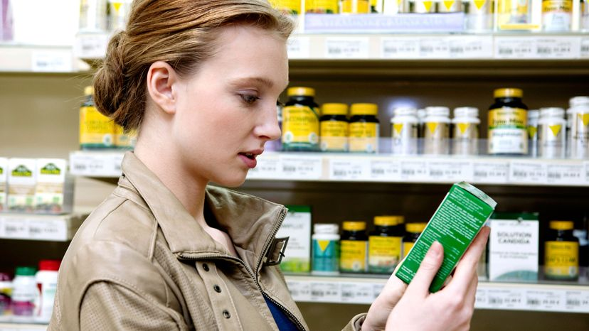 The U.S. market for dietary supplements is over $19 billion. BSIP/UIG/Getty Images