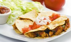 What's not to love about yummy quesadillas?
