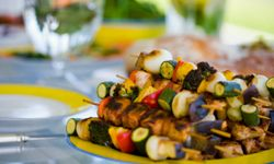 The best thing about kabobs is you can customize them for each child.