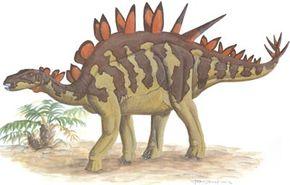 Huayangosaurus taibaii
