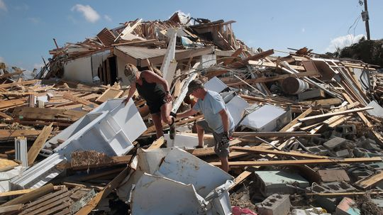 Navigating the Nightmare of a Natural Disaster