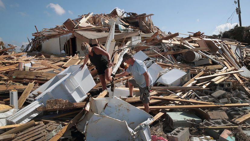 Mexico Beach Hurricane Michael