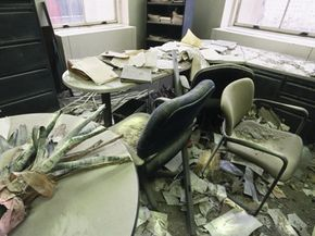 Companies should plan for disasters that can destroy their office. See more pictures of natural disasters.