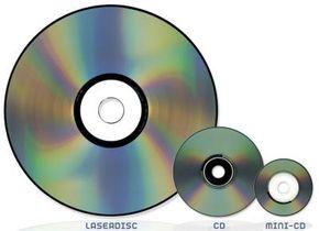 Optical disc formats