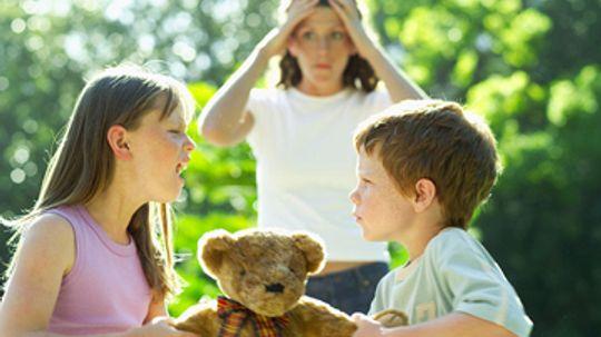 Parenting: Discipline and Limit Setting