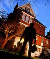 Nearly 1.5 million homes were burglarized in 2006 in the United States.