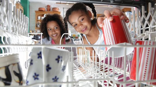 What's the Best Way to Load a Dishwasher?