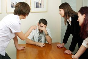 Ganging up on a dishonest coworker may not be the best option.
