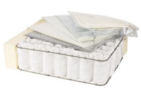 Mattresses are made up of materials that are very easy and lucrative to recycle.