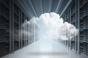 Cloud computing does not involve any actual clouds.