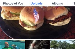 How did people ever survive without constantly sharing pictures of their food and pets?