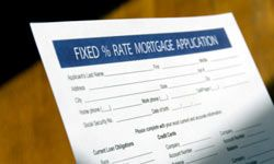 Make sure you're preapproved for a mortgage before you make an offer on a distressed house.