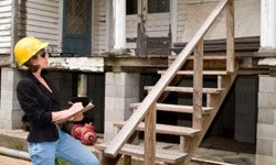 A home inspection becomes even more important when you're considering a short sale or a foreclosure.