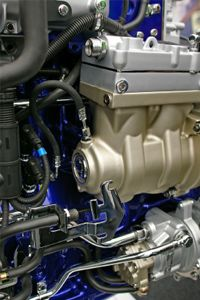 With a little practice, you'll find that it's not too difficult to keep your truck's engine clean.