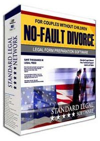 No-fault divorces have become the national standard.