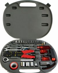 Everyone should own a basic tool kit, no matter what their DIY skill level is.
