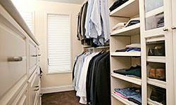 Build your own well-organized closet.