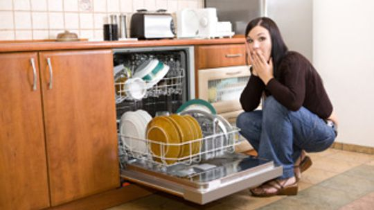 How to Diagnose Dishwasher Problems