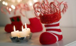Don't let your candy canes just sit in a jar. Deck them out reindeer style!