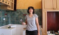 Tiling is a surprisingly easy DIY project that can completely change the look of your space.