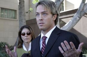 Larry Birkhead was one of at least three men claiming to be the father of Anna Nicole Smith's baby, Danielynn. DNA results ultimately revealed Birkhead to be the biological father.