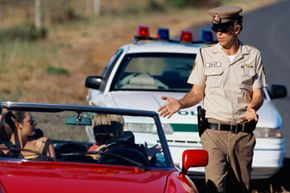 There are certain behaviors that will make you more likely to get pulled over by the police, regardless of what color car you happen to drive.
