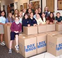 Do Something Clubs let kids adopt a cause with their classmates