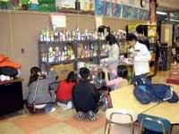 Do Something Club in New Jersey holds a canned food drive