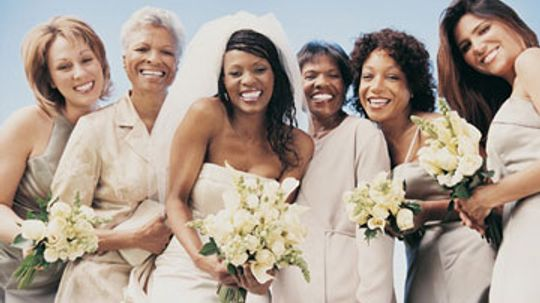 Do women over 30 really want to be bridesmaids?