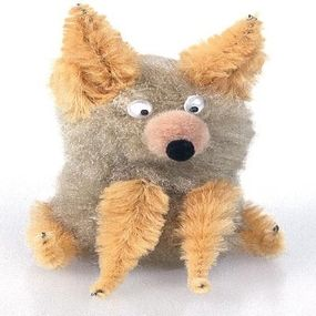 The Chubby the Chihuahua Dog Craft