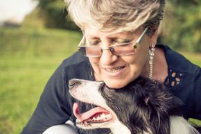 Dogs have long been lauded as sympathetic souls, but now there's science to back that up.