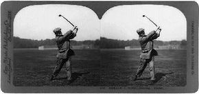 Donald Ross was first a golf player, then a golf course architect. See more pictures of the best golfers.