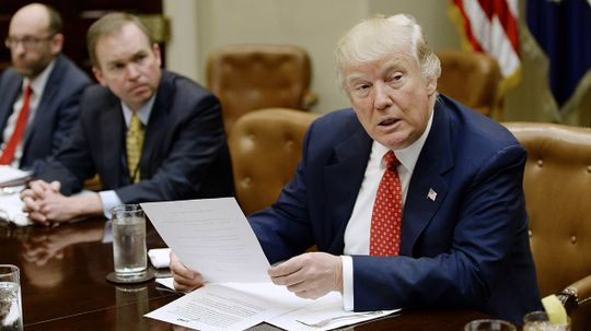 Experts Say Trump's Proposed CDC Budget Cuts Threaten Public Health