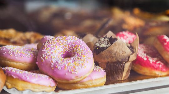 Bagel, Muffin or Doughnut: Which Is the Best and Worst, Healthwise?