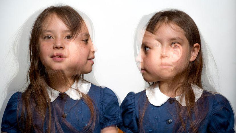 twins doppelganger