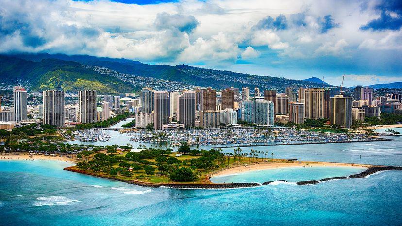 clean air, Honolulu